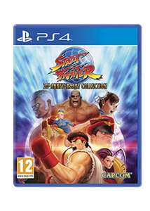 [PS4] Street Fighter 30th Anniversary Collection - £17.99 - Base