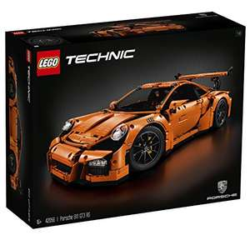 LEGO Technic 42056 Porsche 911 GT3 RS Toy - £149.99 @ Argos - Amazon