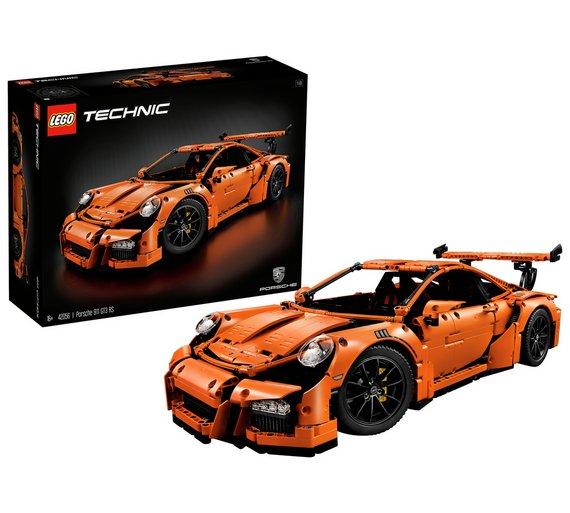 LEGO Technic 42056 Porsche 911 GT3 RS Toy - £149.99 @ Argos