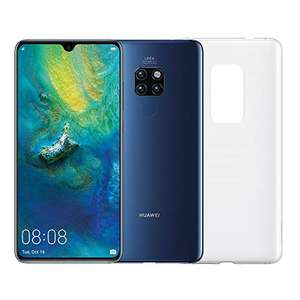 Huawei Mate 20 (Blue) plus Original Cover + Huawei GT watch £696 (fee free) @ Amazon Italy