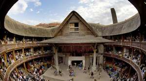 Guided tour and exhibition access to Shakespeare's Globe £11 adults and £7 children @ Travelzoo