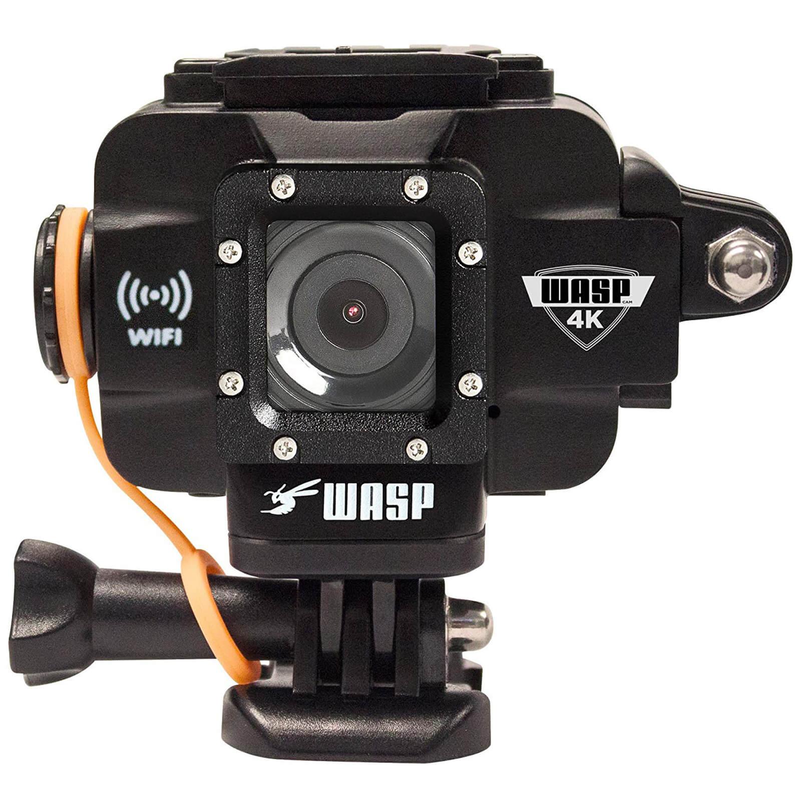 Waspcam 9907 4K Wi-Fi Waterproof Action Camera - Black £28.98 Delivered @ Zavvi