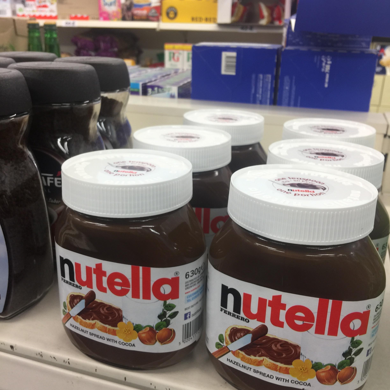 Nutella Spread 630g - £2.99 @ Fulton Foods
