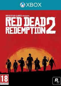 Red Dead Redemption 2 (Xbox One, Digital) at scdkey for £44.94