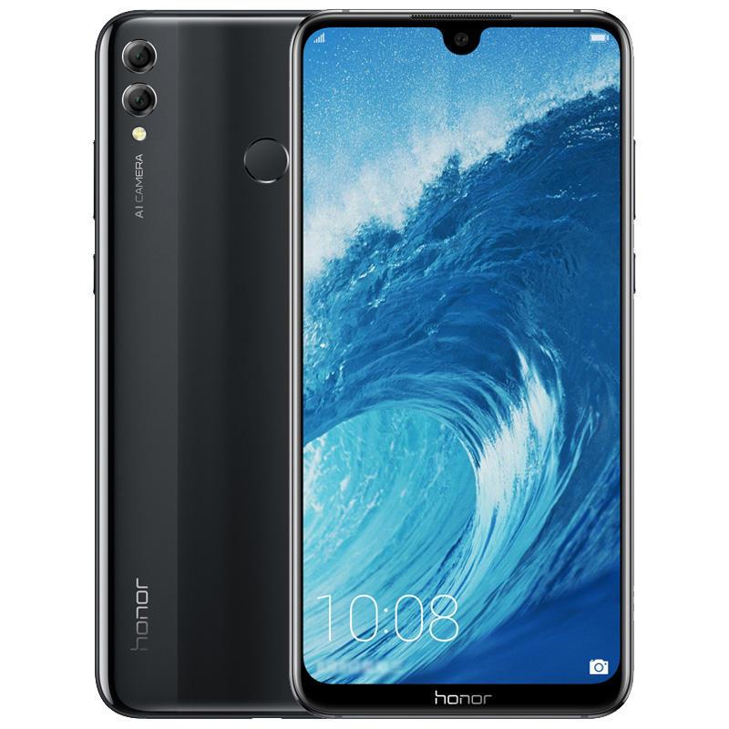Huawei Honor 8X Max 7.12 inch 4GB RAM 64GB ROM Snapdragon 636 Octa core 4G Smartphone Blue £193.31 @ BangGood