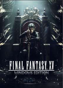 Final Fantasy XV (15) Windows Edition (Steam) | £14.07 | @ Green Man Gaming