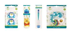 Invero® Disney Babies 4 in 1 Essentials Kit - £5.99 (prime) £10.48 (Non Prime) @ Sold by Invero and Fulfilled by Amazon.
