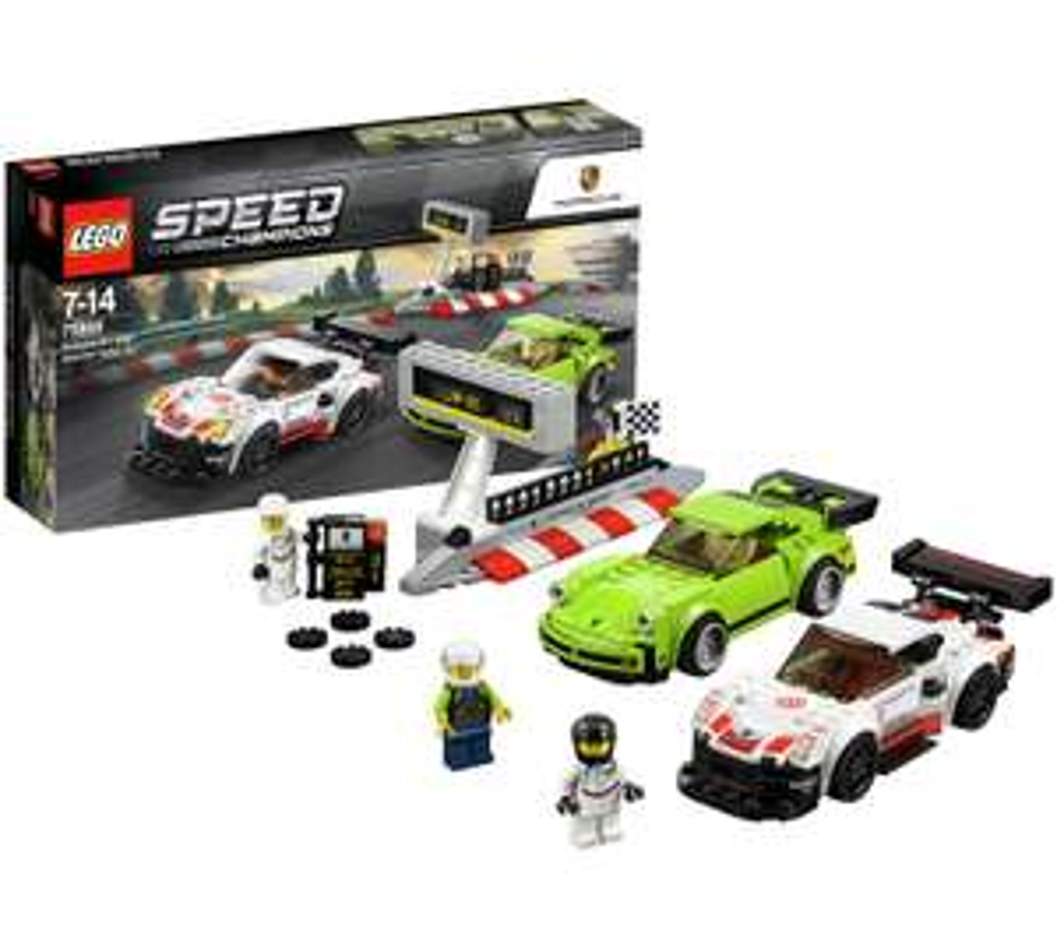 Lego Speed Champions 75888 Porsche 911 £22.99 / 75883 Mercedes Petronas £56.49 / 75889 Ferrari Ultimate Garage £59.99 @ Argos