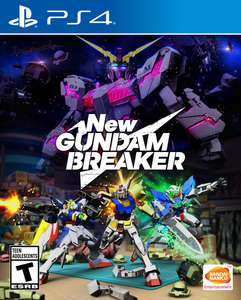 New gundam breaker £21.03 Inc delivery @ Play Asia