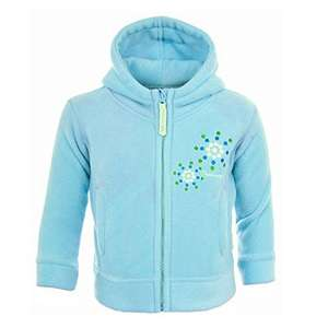 Trespass Girls Shakira Full Zip Embroided Soft Polar Fleece Jacket amazon add on item. - £4.99