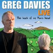 Greg Davies live - The back of my mums head - iTunes 99p
