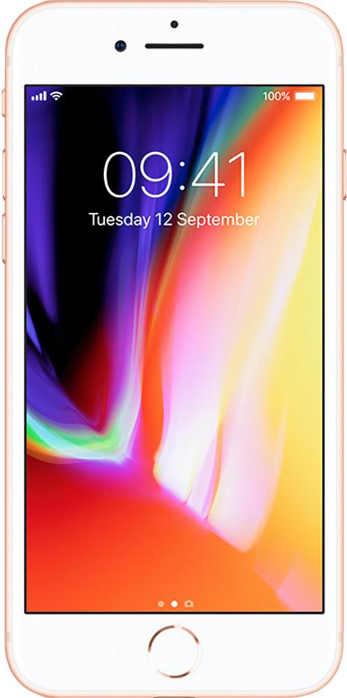 256GB Apple iPhone 8 Plus - Refurbished Excellent £519 w/Code @ envirofoneshop Ebay