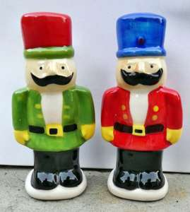 Salt & Pepper Shakers in Poundland - £1