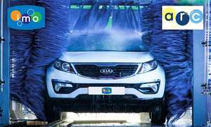 IMO car wash from £4 - Groupon