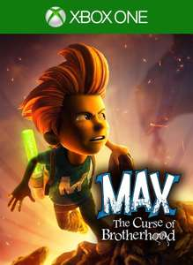 [Xbox One] Max: The Curse of Brotherhood FREE with Xbox Gold @ Microsoft Store Hong-Kong