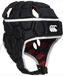 Canterbury Mens CCC Honeycomb Headguard Black £10.99 / £15.98 delivered @ M&M direct