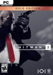 Hitman 2 Gold Edition (PC) £39.99/£38.79 with 3% Facebook Code @ CD Keys