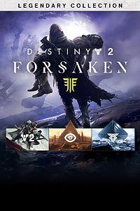 Destiny 2: Forsaken PLUS DLC - Legendary Collection £35.74 (Deals with Gold) @ Xbox Store