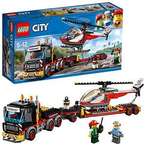 LEGO 60183 City Great Vehicles Heavy Cargo Transport Playset, Toy Truck and Helicopter £18.75 prime / £23.24 non prime - Amazon