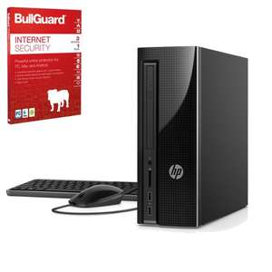 HP Slimline 411-a000na Intel Dual Core, 4GB RAM, 1TB HDD, Win 10 £119.99 (Refurbished) Delivered using code @ Laptop Outlet