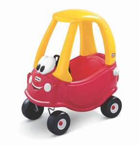 Little Tikes Crazy Coupe (Red and Yellow) £36 @ George asda - Free c&c