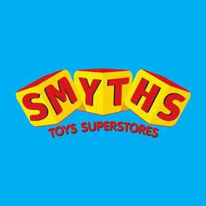 NOW LIVE - get £6 off £50 spend and £12 off £100 spend online and in store with code @ Smyths Toystores