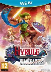 Hyrule Warriors (Wii U) £6 (Instore or £7.50 Delivered) @ CEX