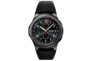 Samsung Gear S3 Frontier + FREE AKG Bluetooth Headphones £259 Delivered @ Samsung Shop