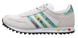 Adidas Originals Junior LA Aloha trainers sizes 3.5 -  6.5 now £19.99 / 10.5 - 2.5 £17.99 + £4.99 delivery @ MandM Direct