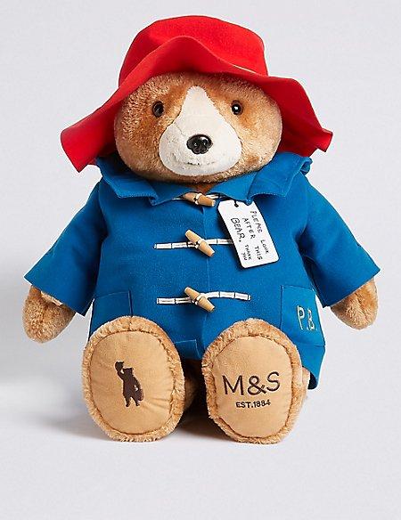 M&S now have a GIANT Paddington! - £45