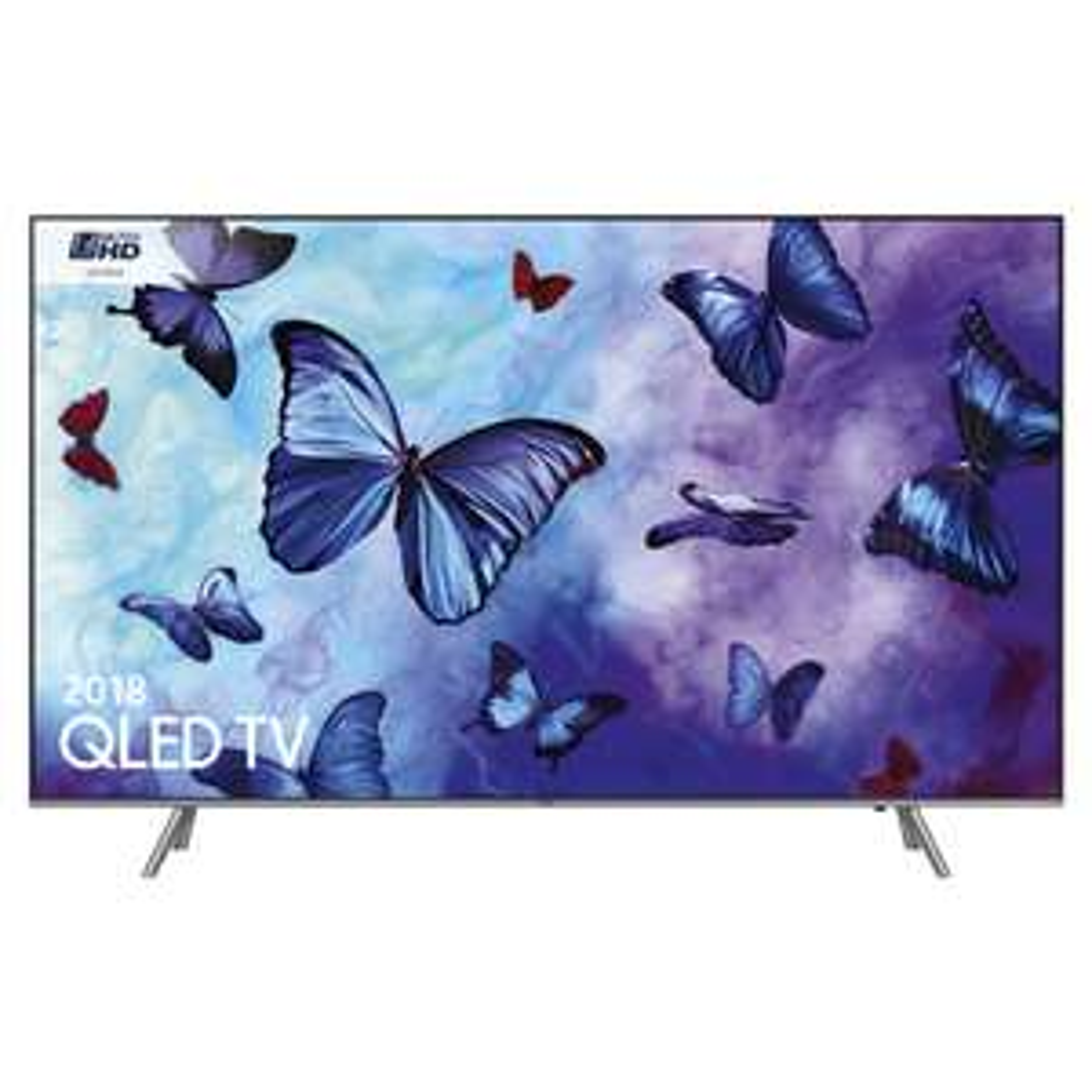 "Samsung QE49Q6FNA 49"" 4K Ultra HD QLED HDR Smart TV £949.05 Delivered using code (5 Yr Guarantee) @ Hughes"