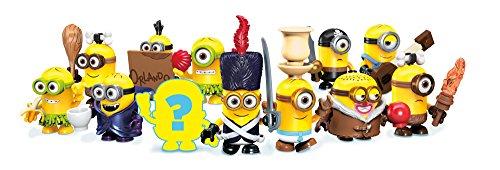 Mattel Mega Bloks CNF46 Minions Movie Blind Pack Assorted Colours amazon add on item - £2.01