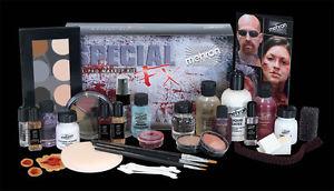 Mehron Special FX All Pro Make-up Kit - Perfect Present! £84.93 @ Ebay  stagedoor-makeup
