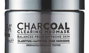 Lacura Charcoal Mud Mask  Instore/online Aldi £5.99
