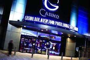 2-Course Dining, Prosecco & £50 Bet* only £15!!! @ Grosvenor Casinos - 36 Locations! @ Wowcher