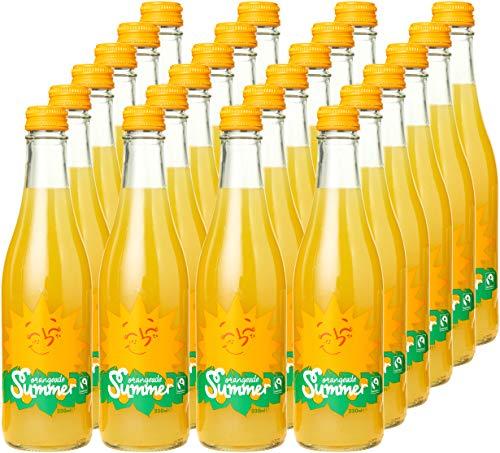 Karma Cola Summer Orangeade, 330 ml, Pack of 24 £8.46 amazon prime (£4.49 delivery non prime)