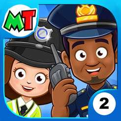 My Town : Police - Free on iOS and Android