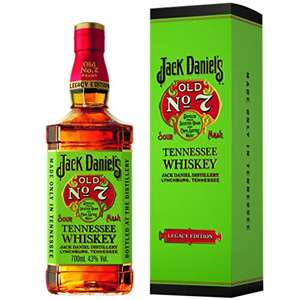 Jack Daniel's Legacy Edition Old No 7 Tennessee Whiskey at Amazon for £20