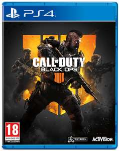 Call of Duty Black Ops 4 PS4 £34.78 using code JMR5BQD4B4 from PSN Store Indonesia