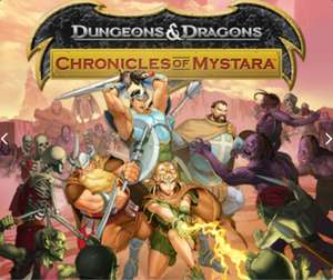 Dungeons & Dragons: Chronicles of Mystara , Wii U, Nintendo eShop Download £3.23