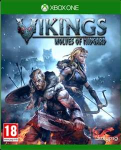 Vikings - Wolves of Midgard Xbox One/PS4 (NEW) £9.99 delivered @ Game