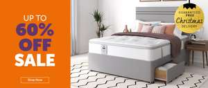 Benson for bed 60 percent sale