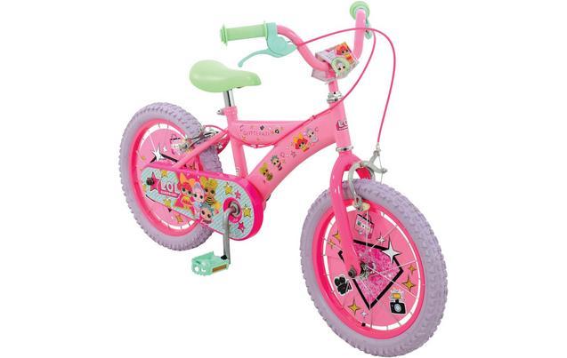"""LOL Surprise Kids Bike - 16"""" Wheel @ halfords - £100"""