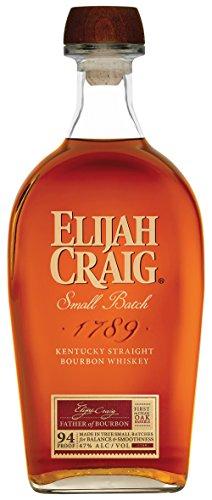 Elijah Craig Small Batch Bourbon Whiskey - £30 @ Amazon