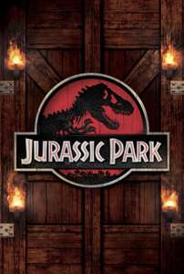 Jurassic Park/World deals all in 4K HDR from £4.99 @ iTunes