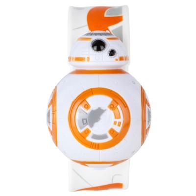 Star Wars BB-8 Interchangeable LED Watch - Flip Top - £2.99 + £1.99 Delivery @ Thegiftandgadgetstore
