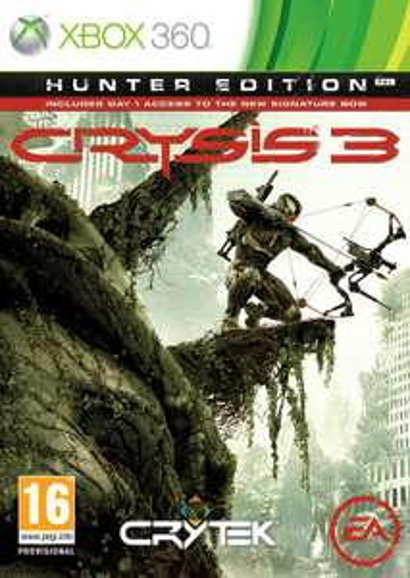 Crysis 3 Hunter Edition - Xbox 360 / XBO BC - £4.95 @ Coolshop