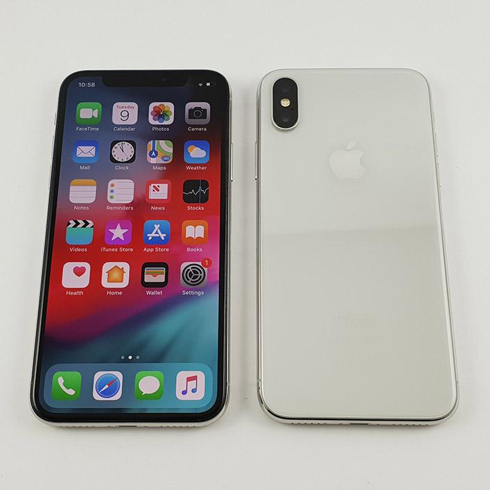 Apple iPhone X - 64GB - EE - GOOD REFURB £549.95 @ Lime tropic ebay