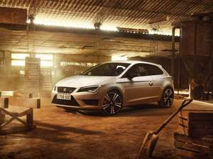 Seat Leon Cupra 290 BHP DSG £295 per month for 24 months 8k miles £7080 @ lookers motor group
