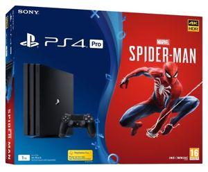 PS4 Pro 1TB + Marvel Spiderman £315 @ Shopto eBay (using code)